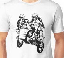 Sidecar Moto Cross Unisex T-Shirt