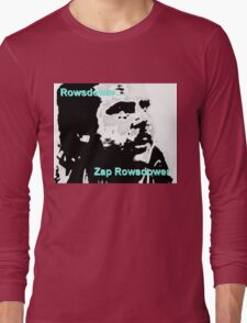Zap Rowsdower Long Sleeve T-Shirt