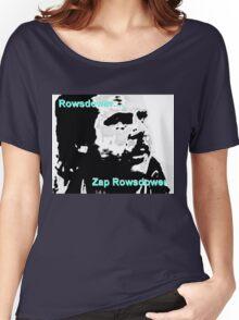 Zap Rowsdower Women's Relaxed Fit T-Shirt