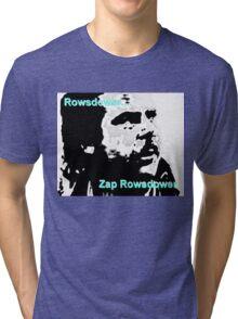 Zap Rowsdower Tri-blend T-Shirt