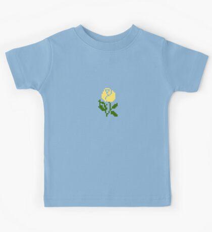 Li'l Roses: Yellow Kids Tee