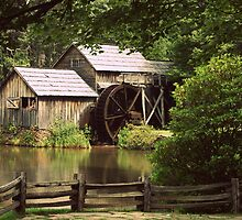 Mabry Mill by Dexell1827