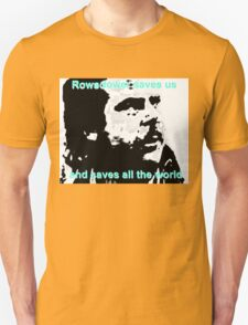 Rowsdower Saves Us T-Shirt