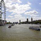 River Thames by Paul Revans