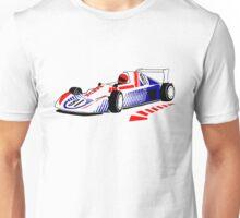 Formel East Racecar Unisex T-Shirt