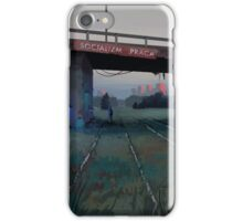 Socialism Labour Welfare iPhone Case/Skin