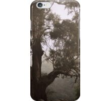 Big Old Tree on the Mountain Side iPhone Case/Skin