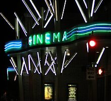 Cinema Night by Kate Purdy