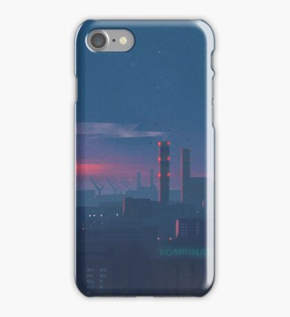 Kombinat iPhone Case/Skin
