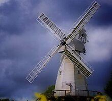 Woodchurch Windmill [2] by Pete Stone
