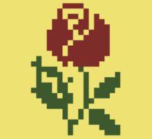 Li'l Roses: Red Kids Clothes