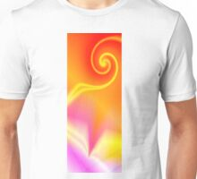 Abstract pinky Unisex T-Shirt
