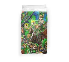 Link Iterations- Queen Size Duvet -Check my page for more sizes! Duvet Cover