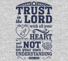 Trust in the Lord Kids Tee