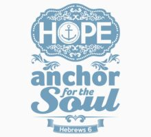 Hope - anchor the soul One Piece - Long Sleeve