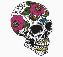 Sugar Skull by organicmoo