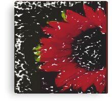 sun.flower2345 Canvas Print