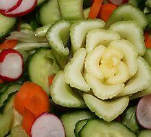 Salad Greens by catethegreat
