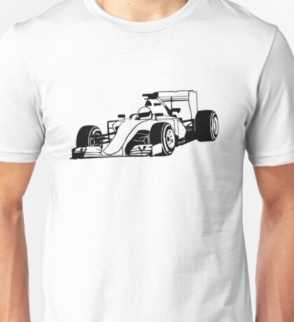Formula One Racer Unisex T-Shirt
