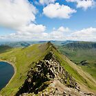 Striding Edge by taffspoon