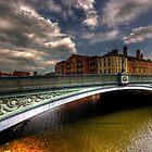Leeds Bridge by taffspoon