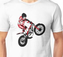 Trial Motorcycle Unisex T-Shirt