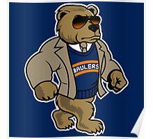 Midway Maulers Mascot Poster