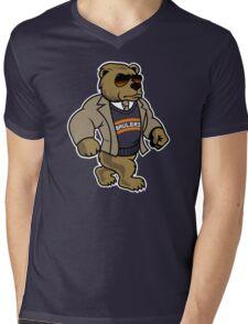 Midway Maulers Mascot Mens V-Neck T-Shirt