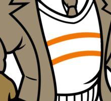 Midway Maulers Mascot Sticker