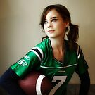 Green is the Colour (Rider Pride) by EchoNorth