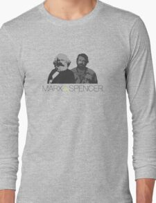 Marx & Spencer Long Sleeve T-Shirt