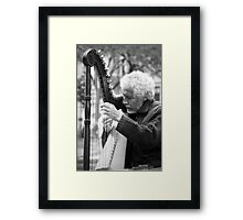 Angel of the Senses Framed Print