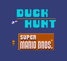 Duck Hunt & Super Mario Bros Unisex T-Shirt