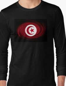 Tunisia Twirl Long Sleeve T-Shirt