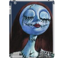 The Nightmare before Christmas - Sally iPad Case/Skin