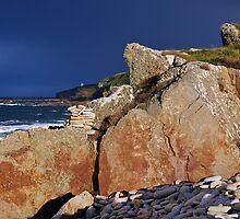 Back Light - Prieshach Cove by Blackgull