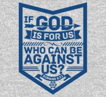 If God is for us Baby Tee