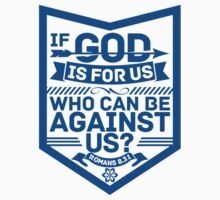 If God is for us One Piece - Short Sleeve