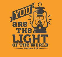 You are the light Unisex T-Shirt
