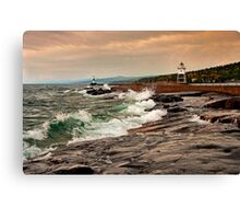 Grand Marais again Canvas Print