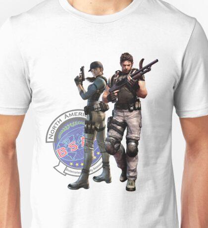 BSAA Agents Unisex T-Shirt