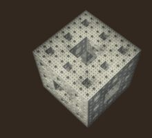 Sierpinski cube by Neil Messenger