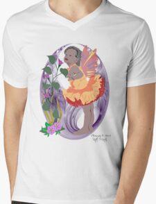 Fairy1 T Shirt Mens V-Neck T-Shirt