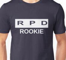 Raccoon City Police Department Rookie Unisex T-Shirt