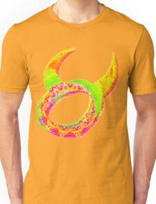 Taurus Psychedelic Unisex T-Shirt