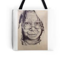 WHOOPI GOLDBERG PORTRAIT Tote Bag