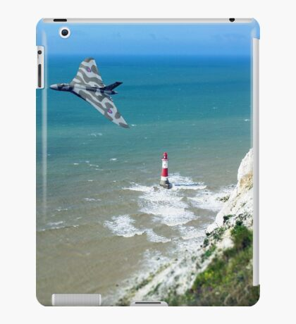XH558 Beachy Head Pass iPad Case/Skin
