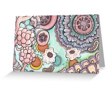 Bronchiole Greeting Card