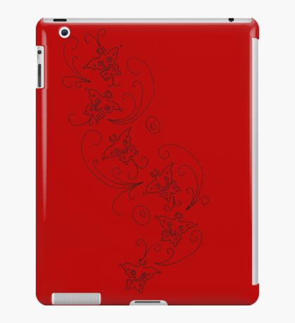 Ada Wong Butterflies iPad Case/Skin