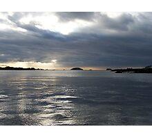 Galapagos View Photographic Print